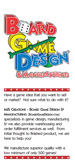 Click here to download our Board Game Design brochure!