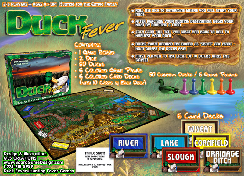 Duck Fever©Hunting Fever Games