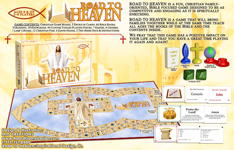 Road to Heaven©Inspirational Design, llc.