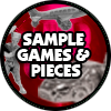 Order Sample Games & Pewter Pieces!